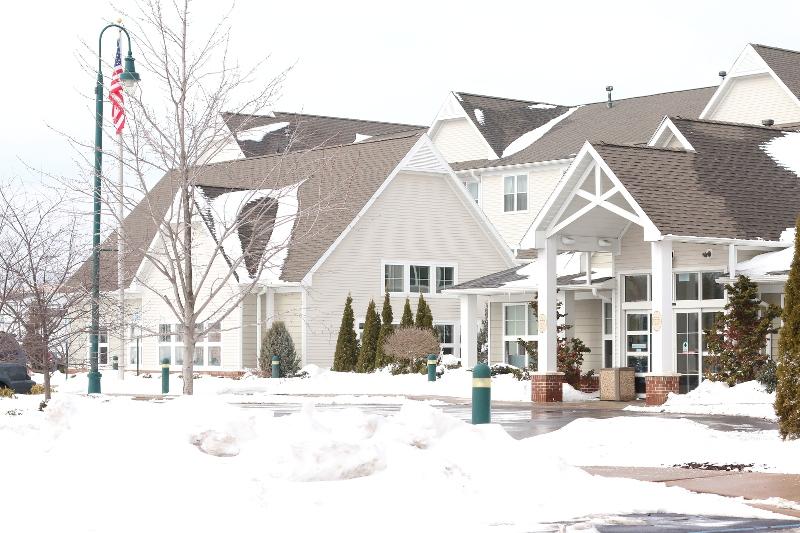 snow, residence inn marriott