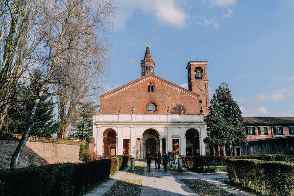 Chiesa dell'Abbazia di Chiaravalle