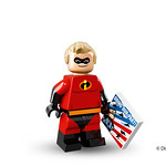 LEGO 71012 Disney Collectible Minifigures Mr Incredible