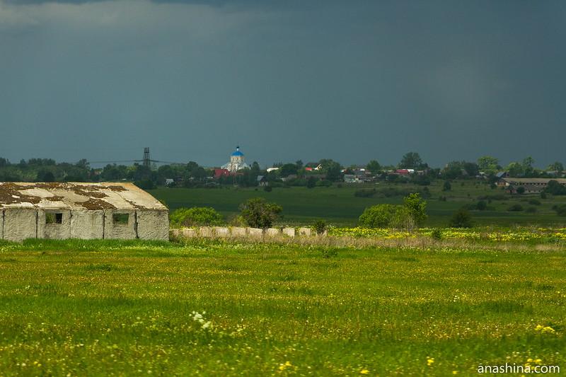 Церкви Казанской иконы Божией Матери и Илии Пророка в селе Янёво