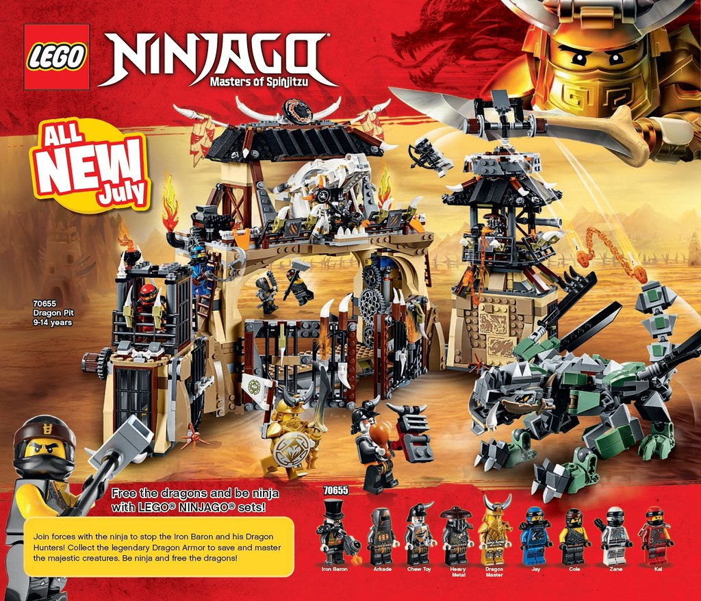 LEGO 2018 Summer Catalogue - Page 72