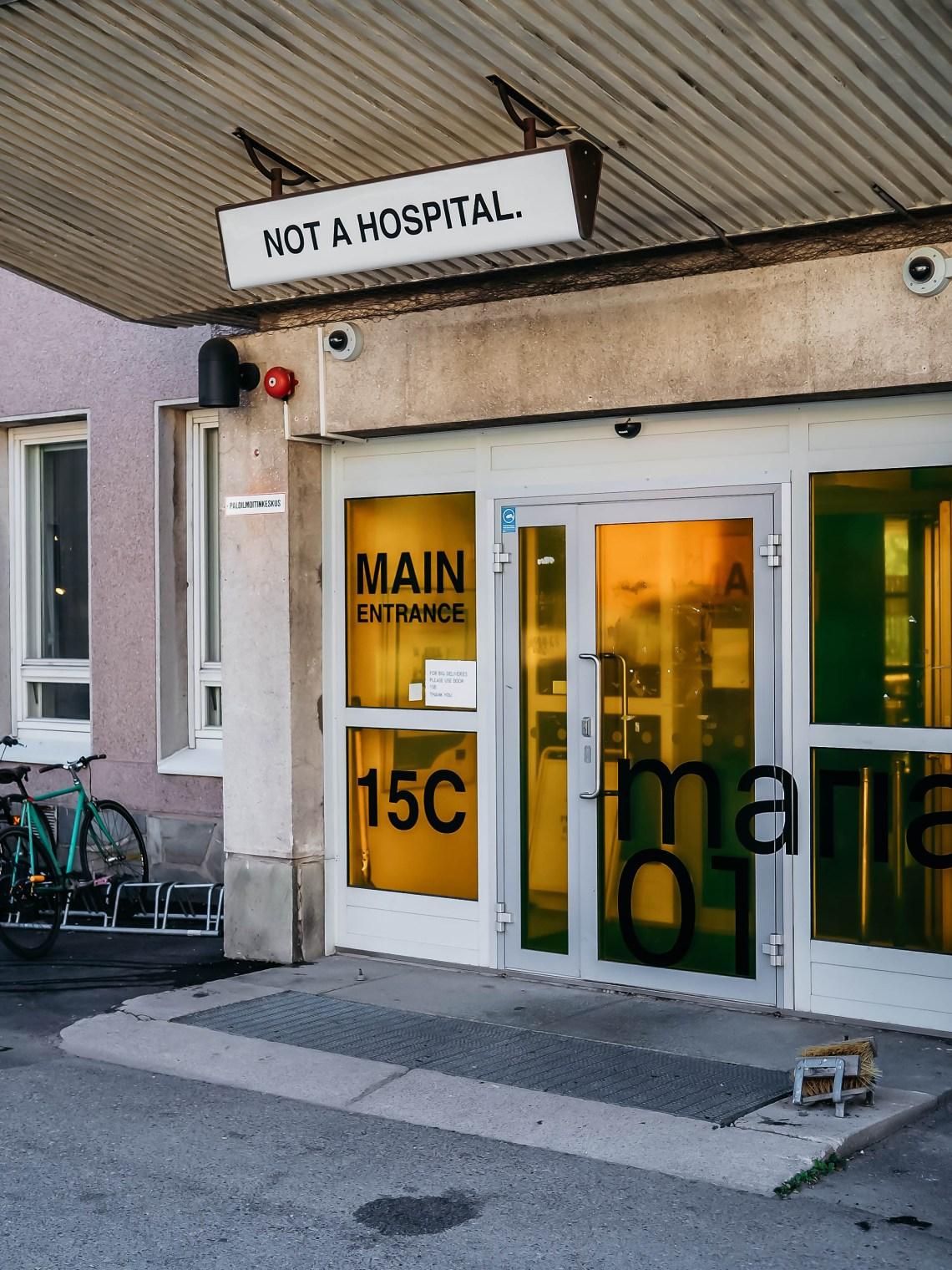 Marian sairaala