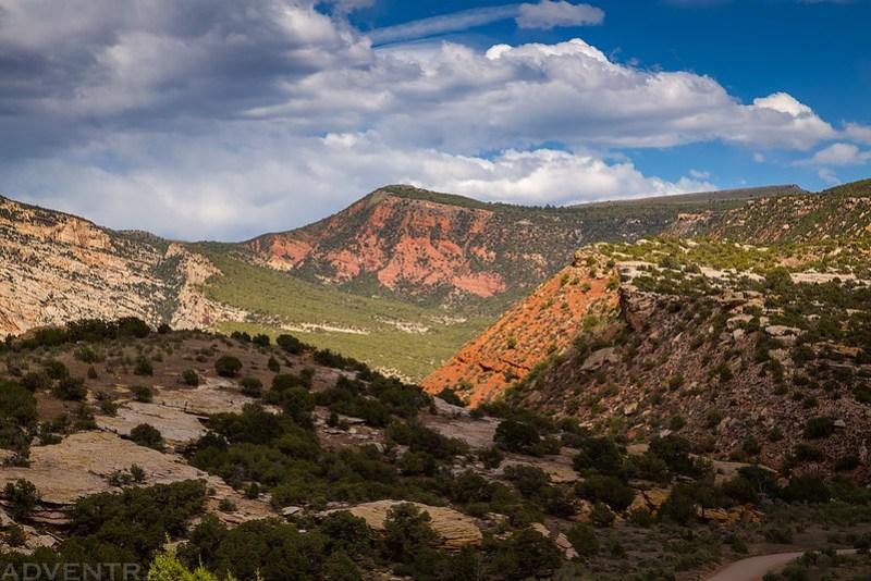 Daniels Canyon