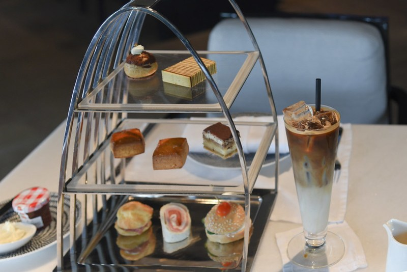 afternoon tea - intercontinental singapore robertson quay