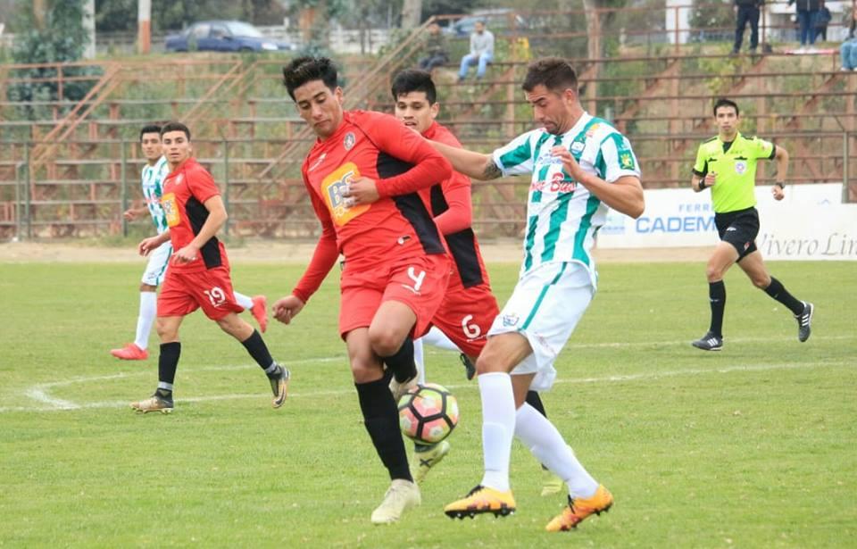 Deportes Limache 2-2 Provincial Ovalle