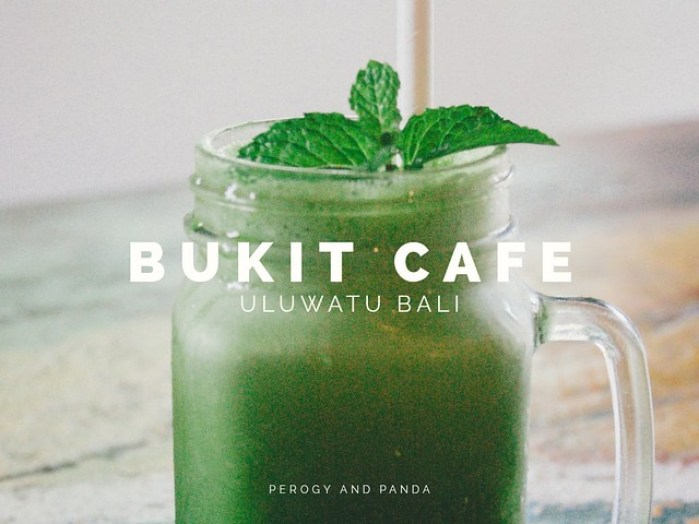 BUKIT CAFE in Uluwatu - Seriously one of the best cafes in all of Bali. And hands-down the best cheesecake!
