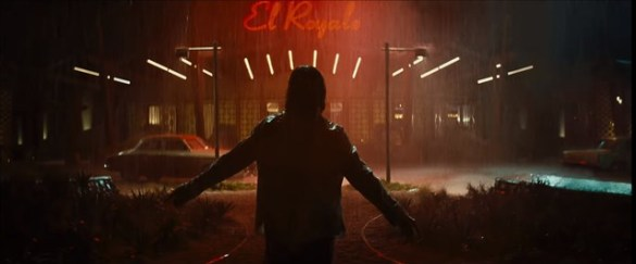 Bad Times At The El Royale - Raining Parking Lot