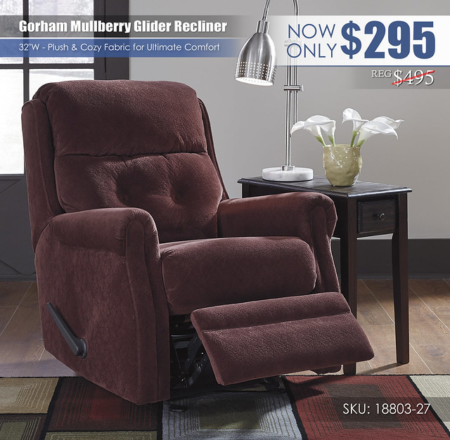 Gorham Mullberry Recliner_18805-27