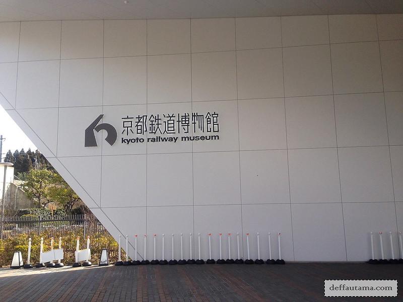 Babymoon ke Jepang - Kyoto Railway Museum 1