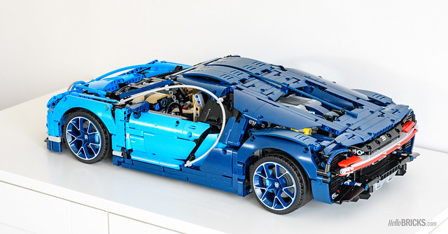 review lego technic 42083 bugatti chiron la supercar made in france hellobricks. Black Bedroom Furniture Sets. Home Design Ideas