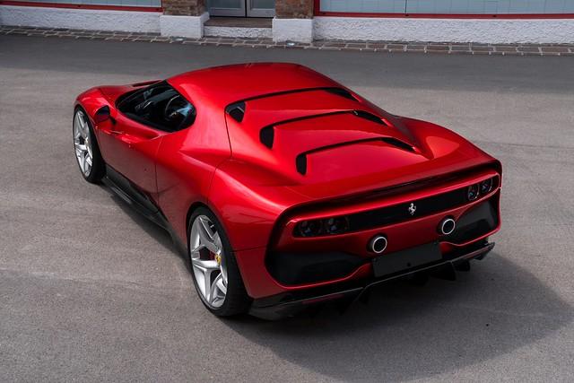 Ferrari SP38:專屬One-Off項目最新力作 - 05