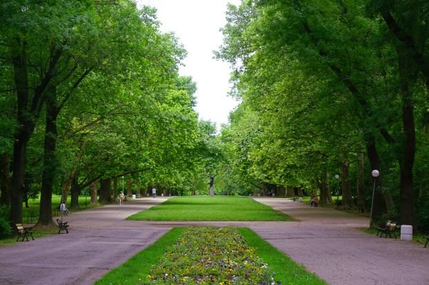 Mladezhki Park