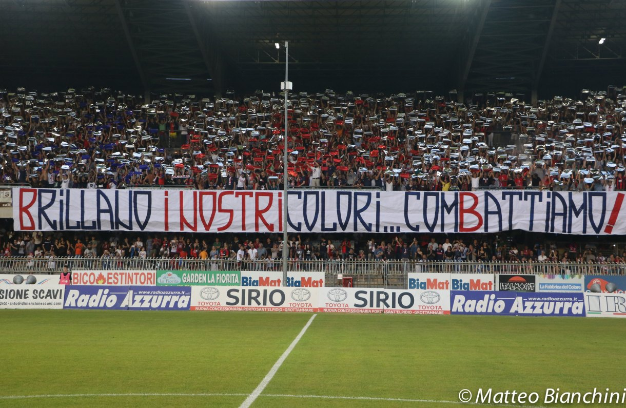 Samb-Cosenza 0-2