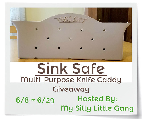 Sink Safe Multi-Purpose Knife Caddy Review