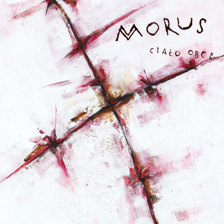 Morus - Cialo Obce album cover art