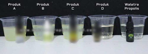 perbedaan propolis brazil 100 % + nanoteknologi dengan yang bukan