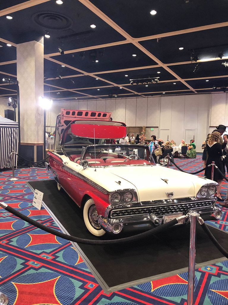 Cool Car at the Expo