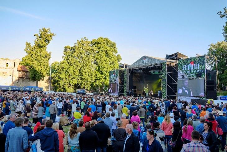 Itaalia muusika festival Haapsalus