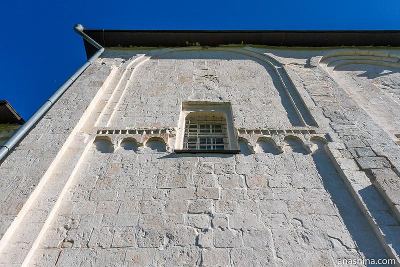 Южный фасад Борисоглебской церкви