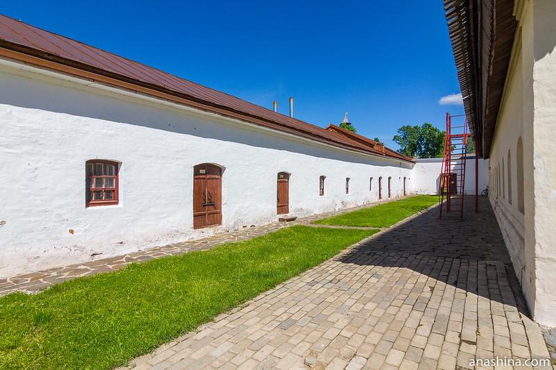 Больничные покои при Никольской церкви, Спасо-Евфимиев монастырь, Суздаль