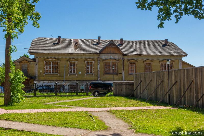 Дом около Спасо-Евфимиева монастыря