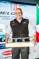 2018 - Victoria, CAN - Melges 24 World Championship - Prizegiving