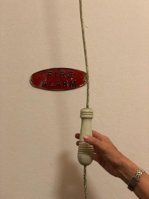 Toronto - old style fire alarm