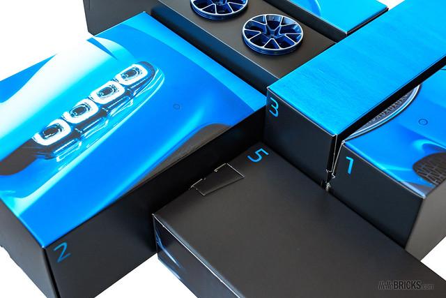 REVIEW LEGO Technic 42083 Bugatti Chiron