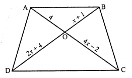 RD Sharma Class 10 Chapter 4 Triangles