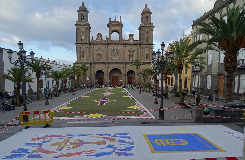 Corpus Christi 2018 Las Palmas de Gran Canaria 11