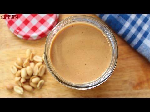Nutrition & Régime Vidéos : Comment faire du beurre de cacahuète Keto   Keto Essentials   Cuisine de Headbanger
