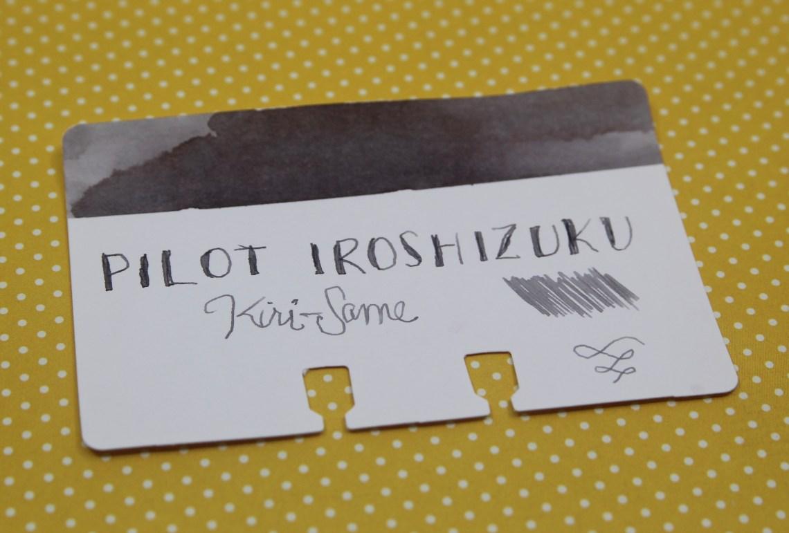 Iroshizuku Kiri-Same