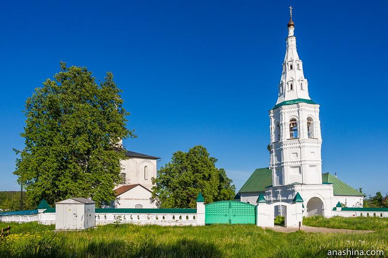 Храмовый ансамбль в Кидекше