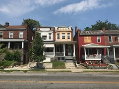 Rowhouses, 3925-3927 Greenmount Avenue, Baltimore, MD 21218