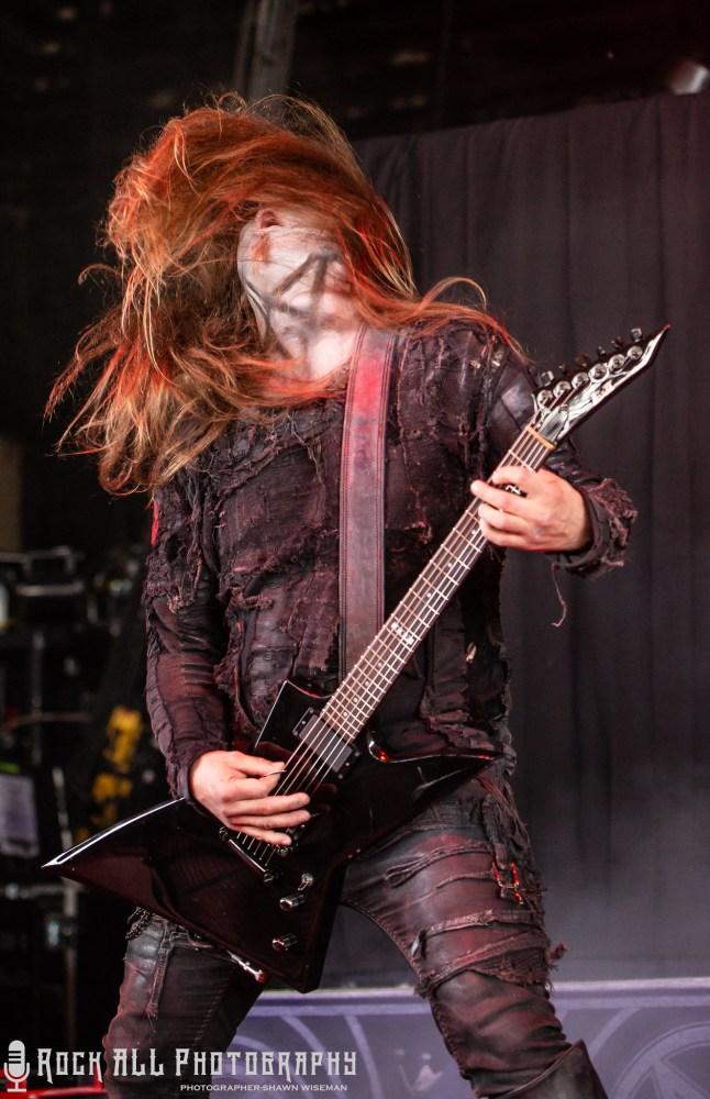 Behemoth - 6/6/18 - Riverbend Music Center Cincinnati