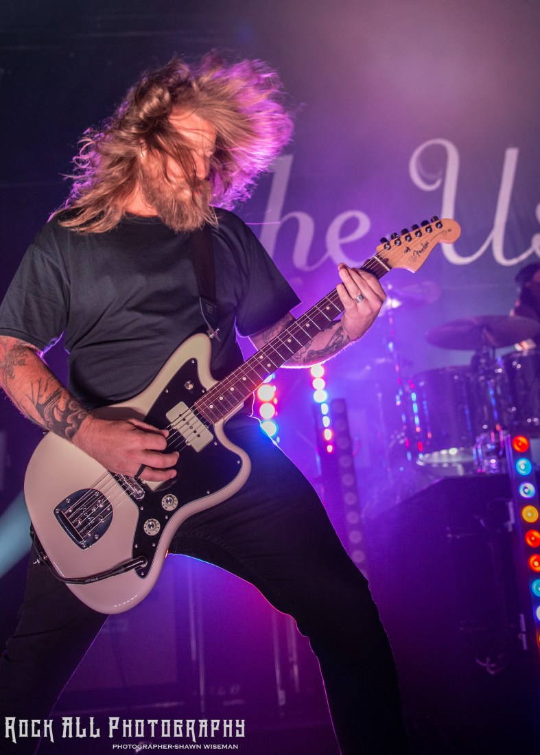 The Used - Mercury Ballrom Louisville, KY - 5/22/18
