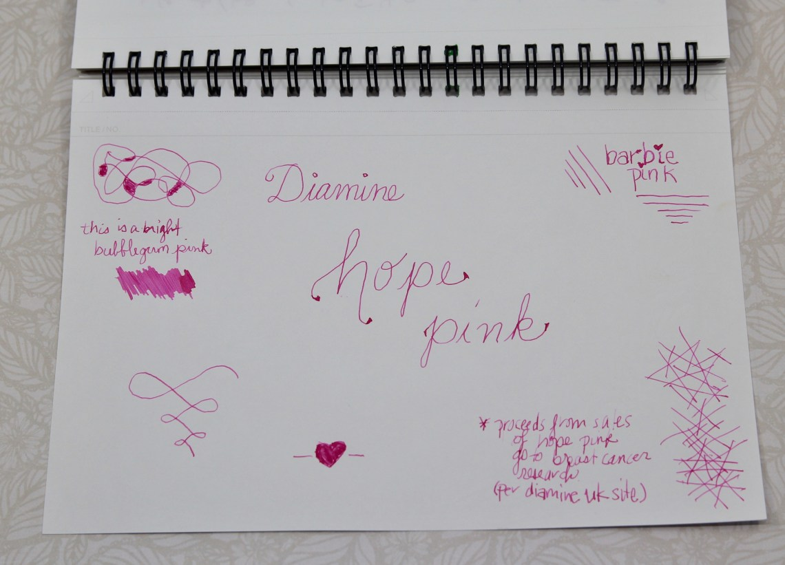 Diamine Hope Pink
