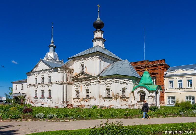 Кресто-Никольская церковь, Суздаль