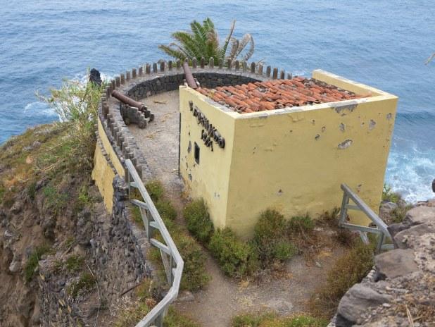 El fortín de Rambla de Castro