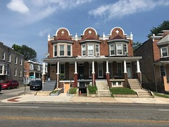Rowhouses, 3959-3963 Greenmount Avenue, Baltimore, MD 21218