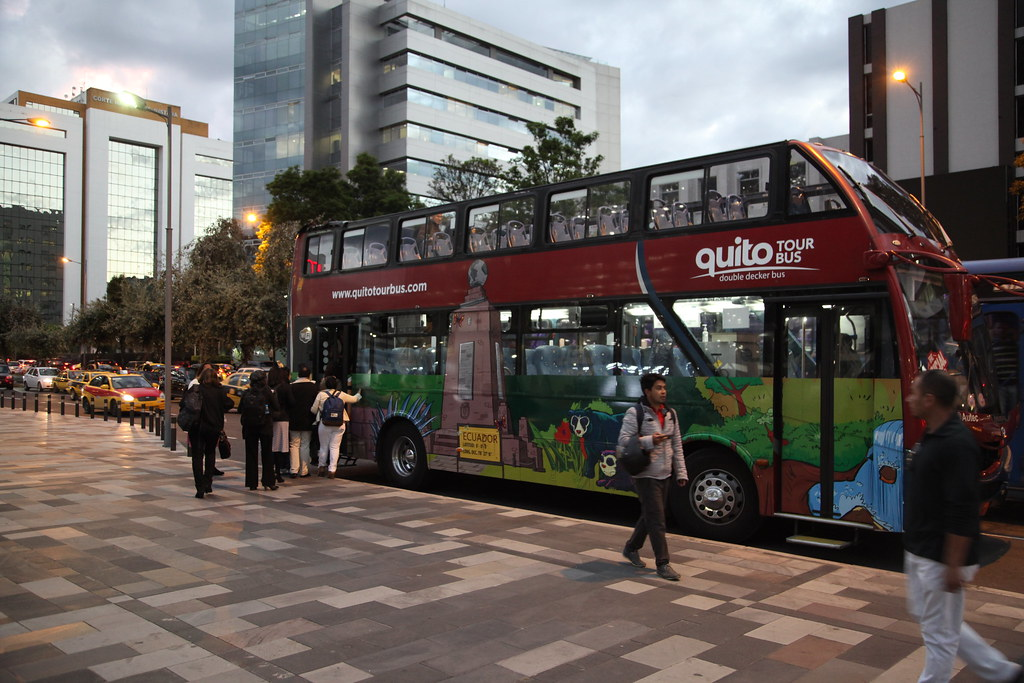 Quito City Tour
