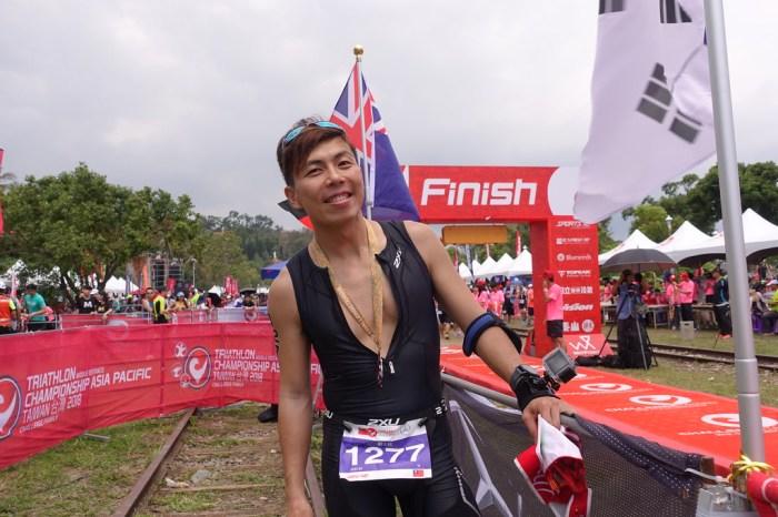 [2018 Challenge Taiwan]高規格又歡樂三鐵國際賽!永遠讓自己有迎接挑戰的能力