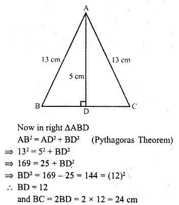 RD Sharma Class 10 Pdf Ebook Chapter 4 Triangles