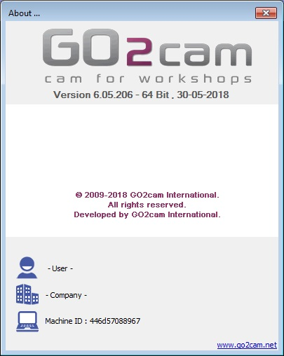 GO2cam v6.05.206 x64 full license