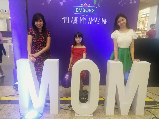 Emborg mothers' day