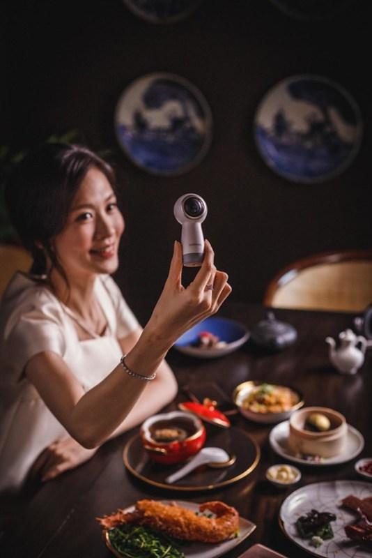 文華東方與三星打造全球獨創科技美食五感饗宴