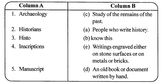 ICSE Solutions for Class 6 History and Civics - History - An Introduction-2
