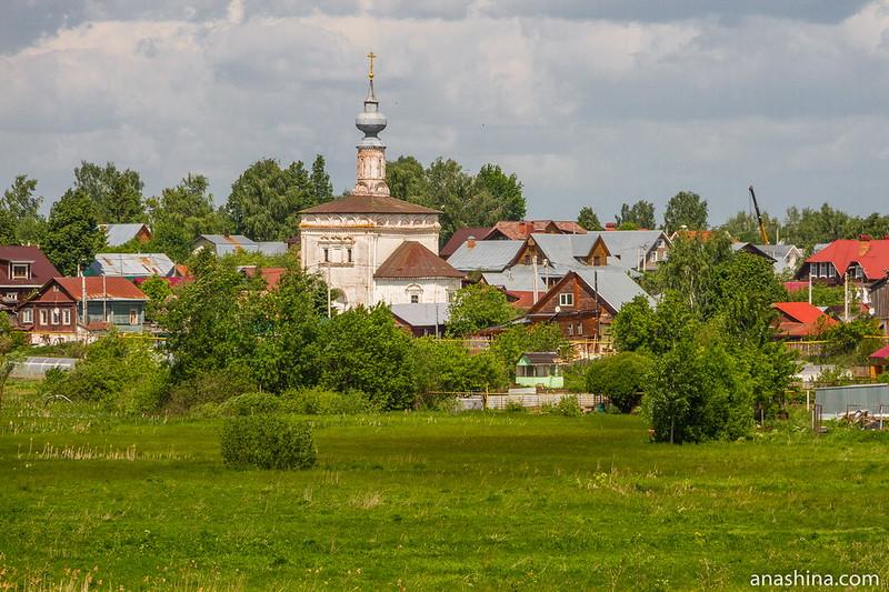 Тихвинская церковь, Суздаль