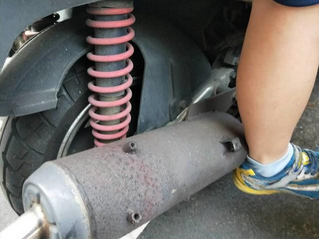 排氣管,機車排氣管,屏東機車借款