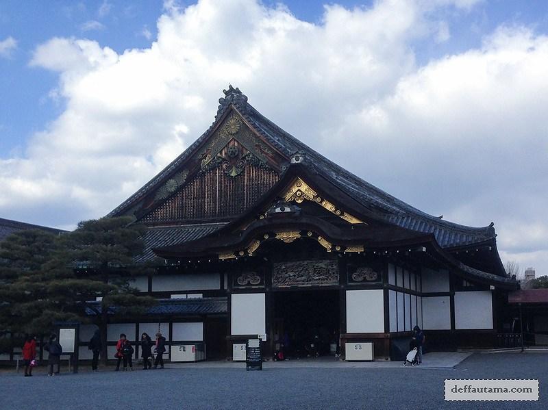 Babymoon ke Jepang - Ninomaru Palace